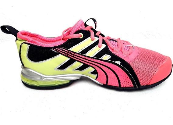 Mujer Tenis Puma Voltaic 1 Runnig Suela Capsula 10 Cell Pink