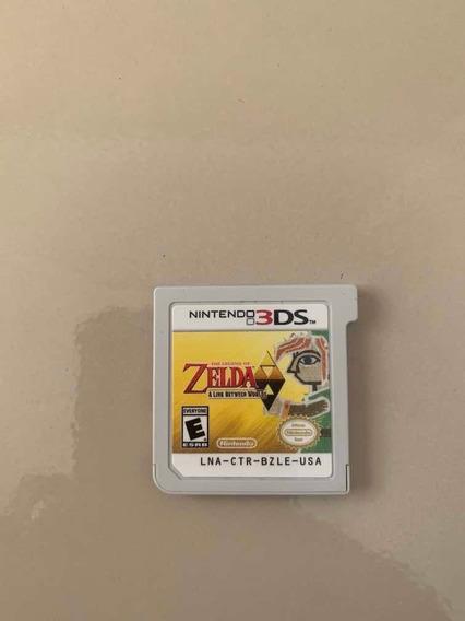 Jogo The Legend Of Zelda A Link Between Worlds Para 3ds 2ds