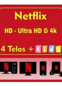 4 Telas Netflix