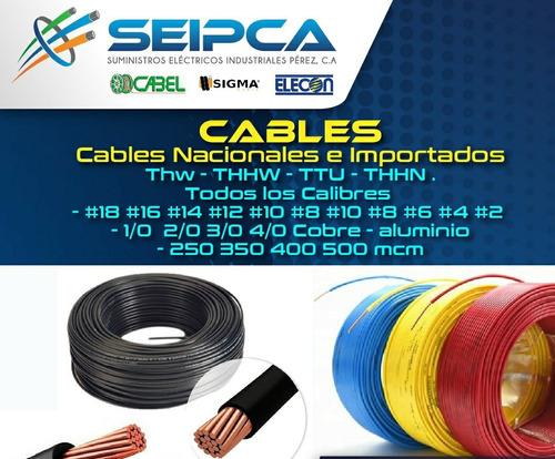 Cable 18 Tf Cabel 100%cobre Nacional 100mtz