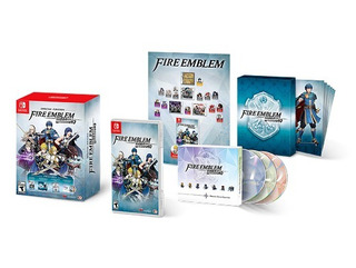 Fire Emblem Warriors Special Edition Nsw Envio Gratis