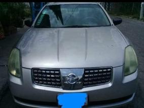 Nissan Maxima Motor Se 3.6 Plateado 4 Puertas