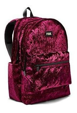 Mochila Pink Velvet Bagpack College