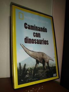 Video Dvd Caminando Con Dinosaurios N G. Barrilete Animal