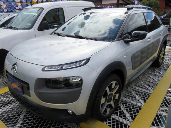 Citroen C4 Cactus 2017 Financio, Recibo Vehiculo Menor Valor