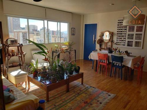 Apartamento Com 3 Dormitórios À Venda, 119 M² Por R$ 1.100.000,00 - Perdizes - São Paulo/sp - Ap42901