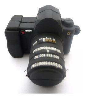Pen Drive Personalizado 64gb - Câmera Fotográfica