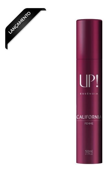 Perfume Feminino Up California Femme Girl Carolina 50ml