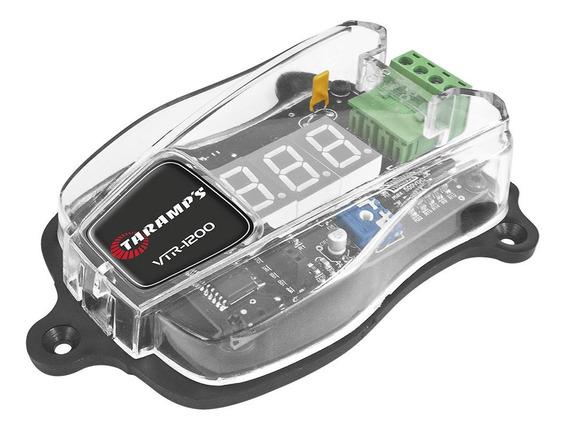 Voltímetro Digital Taramps Vtr-1200 Proteção Contra Baixa