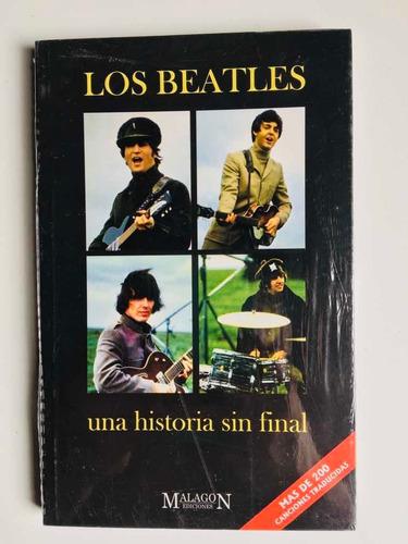 Imagen 1 de 2 de Libro De Traducciónes Los Beatles. Una Historia Sin Final