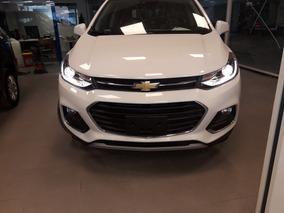 Chevrolet Tracker 1.8 Ltz+ 140cv 2018 Blanca Plata Em