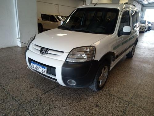 Peugeot Partner Patagonica Vtc Plus Hdi 1.6 2016