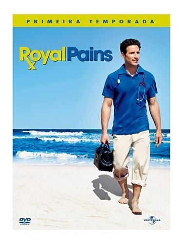 Dvd Royal Pains 1ª Temporada