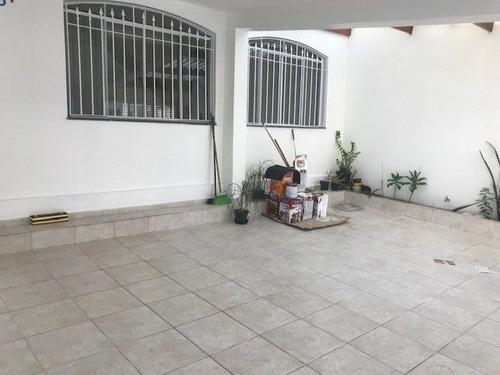 Imagem 1 de 11 de Sobrado Com 3 Dormitórios À Venda, 180 M² Por R$ 1.350.000,00 - Cambuci - São Paulo/sp - So2748