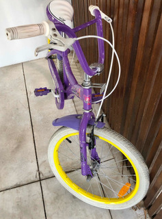 Bicicleta Giuliani Usada, Impecable Rock Star Rodado 16