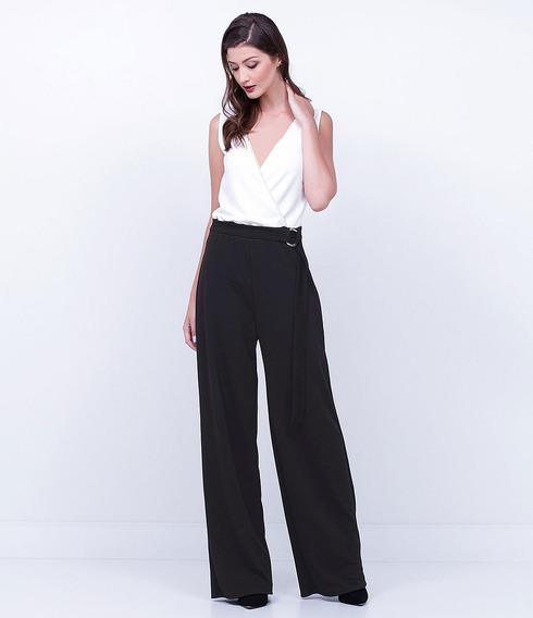 Macacão Social Tipo Pantalona Com Fivela Lindos Modelos