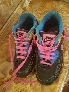 Zapatillas De Nena N. 33 Nike Air Max