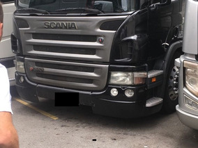 Scania/p-340 11/12 Preto Gustavo Caminhões Cegonha Top!!!