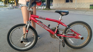 Bicicleta Bmx Next Freestyle Flatspin Unica!!