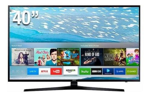 Televisor Samsung  40  Ultra Hd,smart Tv - Un40ku6000g