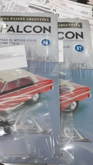 Coleccion Ford Falcon Salvat- Del 2 Al 100