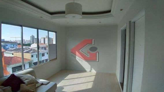 Apartamento Com 3 Dormitórios À Venda, 92 M² Por R$ 323.000,00 - Vila Marlene - São Bernardo Do Campo/sp - Ap2788