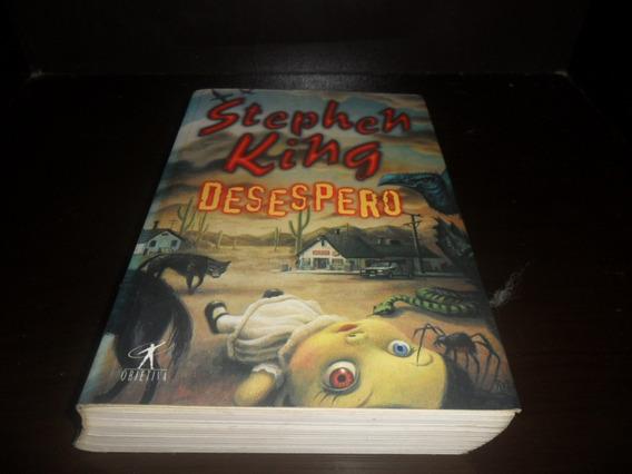 Desespero - Stephen King - Objetiva