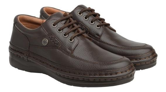 Zapatos De Cuero Vacuno Ringo 100 % Originales Flex 3696