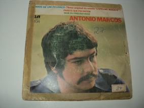 Compacto De Vinil - Antonio Marcos-1977