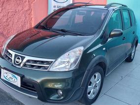 Nissan Livina Sl X-gear 1.6 16v Flex 4p 2011