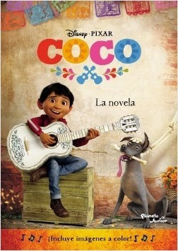 Imagen 1 de 2 de Coco. La Novela - Disney