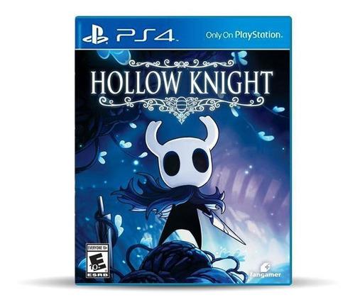 Hollow Knight (nuevo) Ps4 Físico, Macrotec