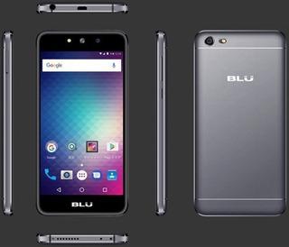 Telefono Blu Grand M 5 8gb Rom 512mb Ram Android 6.0