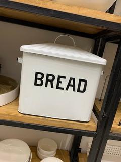Panera Enlozada Bread Con Manijas
