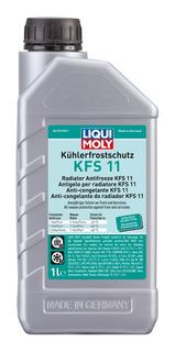 Liqui Moly Refrigerante Kfs11 Azul Concentr 1lt
