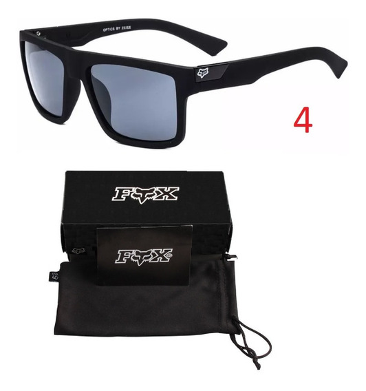 Lentes Fox The Director / Dane Incluye Funda Envio Gratis