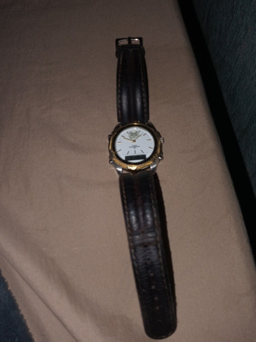Relógio Magnum,cronómetro,data,alarme,hora,resistência Água