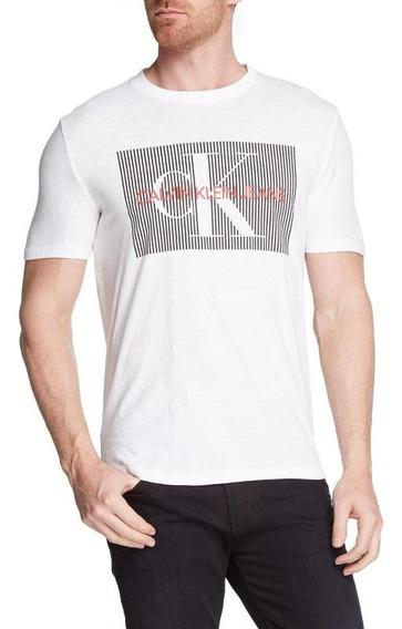 Playera Para Caballero Calvin Klein Original Talla M 999$