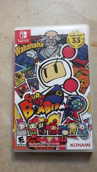 Jogo Super Bomberman R Nintendo Switch