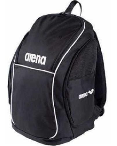 Mochila Natação Arena Backpack Sporty Preto