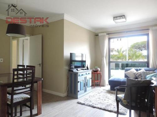 Ref.: 4844 - Apartamento Em Jundiaí Para Venda - V4844