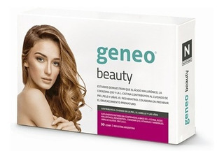 Geneo Beauty X 30 Comprimidos - Natufarma