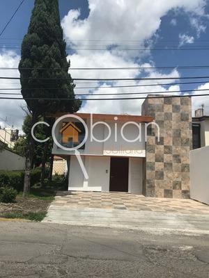 Estrena Casa En Lomas Del Marmol