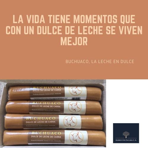 Imagen 1 de 3 de Buchuaco Dulce De Leche De Cabra 50grs