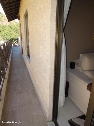 Cobertura Para Venda Em Teresópolis, Cascata Guarani, 2 Dormitórios, 1 Suíte, 2 Banheiros, 2 Vagas - Coba5_2-968846