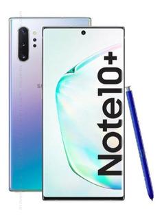 Celular Samsung Note 10 Plus 256gb 18 Cuotas Sin Interés