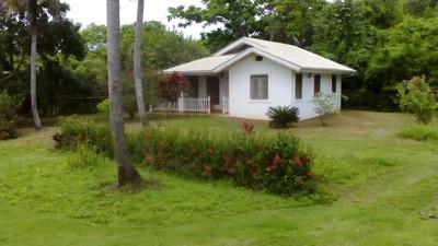 Casa Amueblada Con Su Terreno En Las Galeras