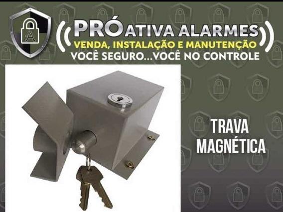 Trava Magnética 110/220 Promoção