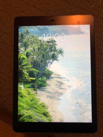 iPad Air 128 Gb Com Capa (smart Case) De Couro Da Apple