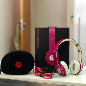 Fone Beats Solo Hd - By Dr. Dre - Rosa